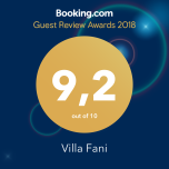 Booking.com Villa Fani apartments in Trogir, Split region