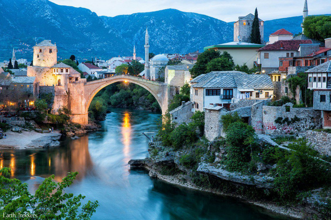 Things to do in Trogir - Visit Mostar. Excursion to Mostar. Day trip to Mostar.