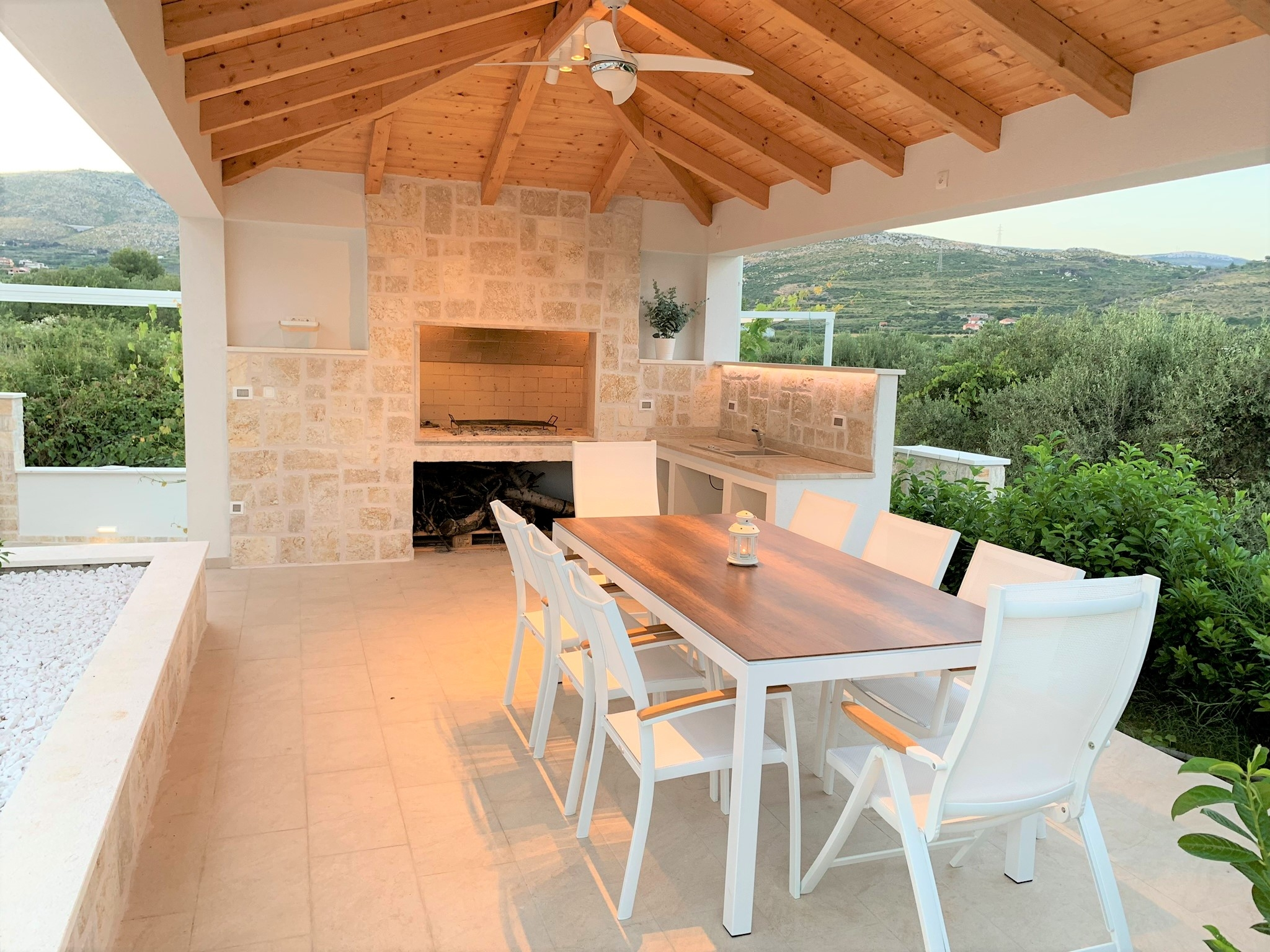 Rent Croatia holiday home in Trogir
