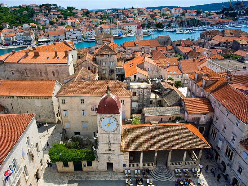 Booking Accommodation Croatia Trogir
